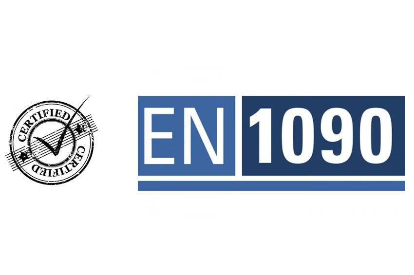 Certificazione EN1090